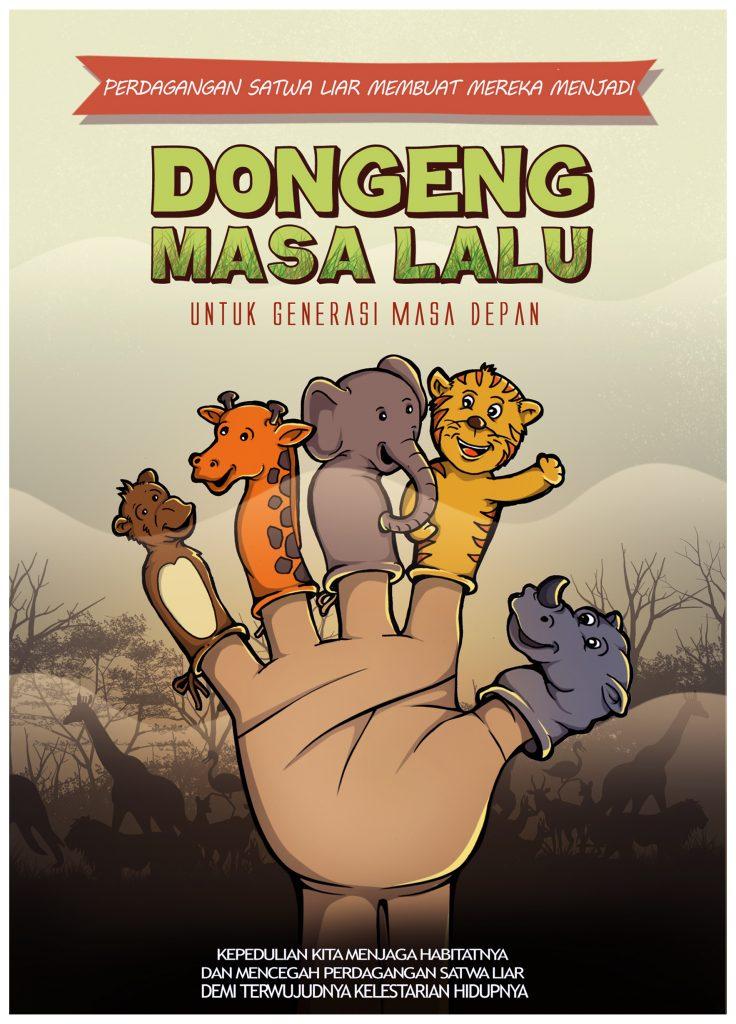 Pemenang Lomba Desain Poster Konservasi Ukf Ipb