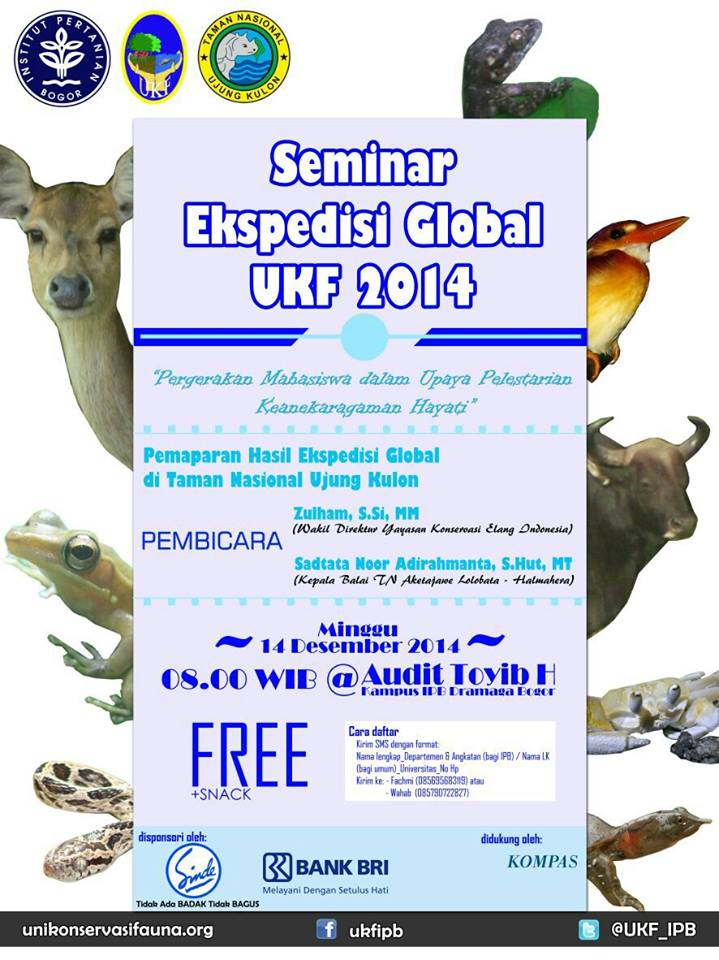 Seminar Ekspedisi Global UKF 2014